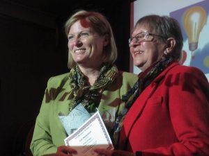 Julie Owens MP & Jacqui Douglas OAM