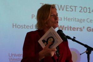Julie Owens MP launching ZW14