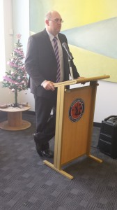 Lord Mayor of Parramatta, Cr. Scott Lloyd